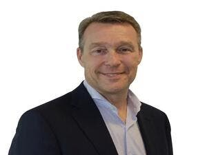 Andy Coussins, senior vice president and head of sales
