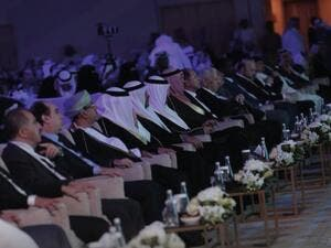 "Conference called ""Riyadh, the Capital of Arab Media"" (Twitter)"
