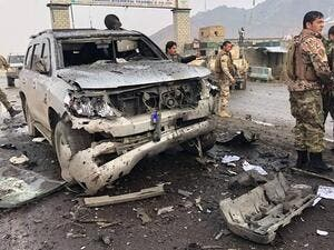 At least a dozen of Afghan security forces have been killed and more than 30 others wounded (Twitter)