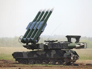 Missile system (Shutterstock)