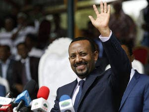 New Ethiopian Prime Minister Abiy Ahmed is on a three-day visit to former rival Eritrea. (AFP/ File)