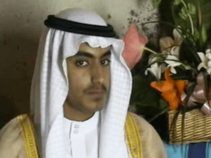 Hamza Bin Laden (AFP/File Photo)