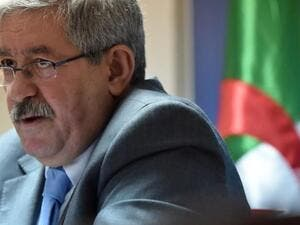 Prime Minister Ahmed Ouyahia slammed for his statement on terror. (AFP/ File Photo)