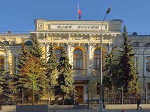Bank of Russia is central bank of Russian Federation (Shutterstock)
