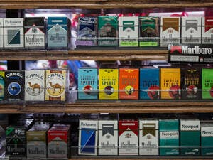 Cigarettes will be taxed at a fixed rate of 50 percent of the pack's consumer price in addition to price increases.