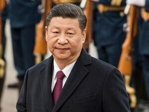 Chinese President Xi Jinping offers another $60 billion in financing for Africa. (AFP/ File)
