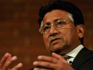 Former Pakistan president Pervez Musharraf (AFP/File Photo)