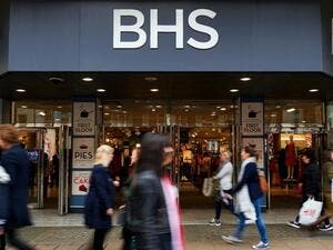 BHS entered administration in April after accruing debts of more than £1bn ($1.4bn) and failing to find a buyer. (AFP/Carl De Souza)