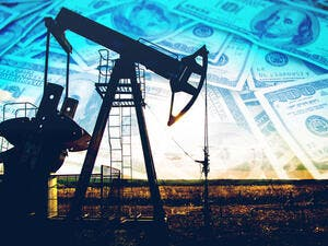 The recovery for crude oil prices comes as economic leaders meet in Portugal to review coordinated monetary policies in the globalized world. (Shutterstock)