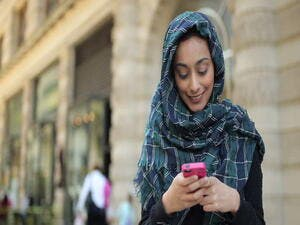 The connectivity project will offer unlimited, 24/7 outdoor and indoor Wi-Fi access points through Zain Jordan's high-speed 4G mobile network, initially in four primary locations across the country. (Shutterstock)