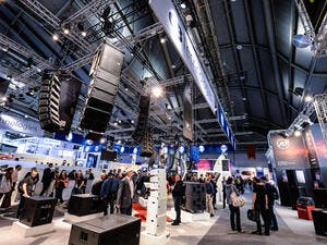 The world's leading suppliers of event technology will partake in the region's specialist industry trade show later this year. (File Photo)