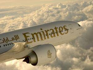Emirates employed 4100 pilots as of November and will need to hire as many as 500 new pilots this fiscal year. (File photo)