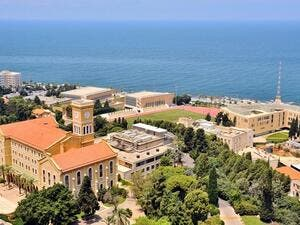 AUB and AUC ranked higher than the University of Milan, the American University in Washington DC, Stellenbosch University, Brandeis, Wake Forest University, and Florida State. (AUB)