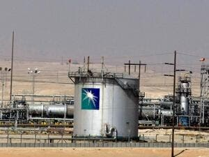 The resumption of Saudi oil deliveries to Egypt signal a potential thaw in relations after months of tension.  (AFP/Hassan Anmar)