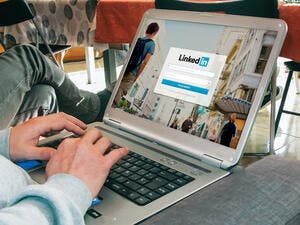 The LinkedIn 'most viewed' compilation is a first for the UAE. (Shutterstock/Diabluses)