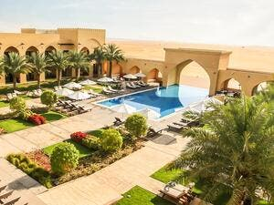Tilal Liwa Hotel has introduced a thrilling offer that is inevitably bound to excite ladies who want to enjoy a staycation at the unique desert destination with its bespoke services.