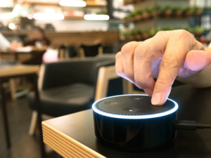 A hacker has already developed a method to install malware on a pre-2017 Amazon Echo. (Shutterstock)