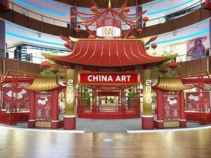 'China Art' at The Dubai Mall presents a culturally enriching program this Chinese New Year.
