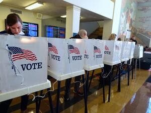 Boston's City Council may allow non-U.S. citizens the right to participate in the local elections. (AFP/ file)