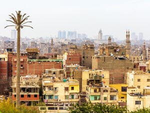 The donations came from Banque Misr, the National Bank of Egypt (NBE), the Commercial International Bank (CIB), and the Banque du Caire. (File photo)