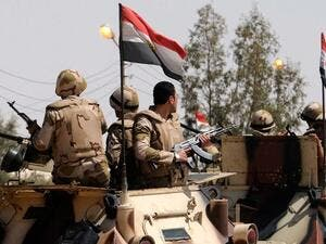 At Least 11 militants killed in Egypt's Sinai operations. (AFP/ File)