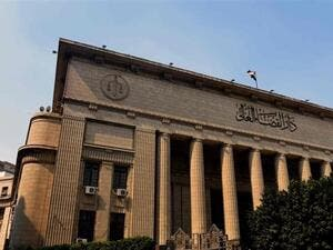 Cairo Criminal Court has decided to imprison 22 suspects over allegations of making illegal groups. (AFP/ File Photo)