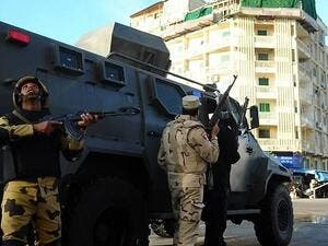 Egyptian security forces kill 13 suspected militants in Sinai. (AFP/ File photo)