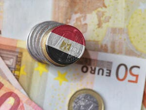 In regards to debt instruments, the minister explained that Egypt is facing challenges, in terms of high interest rates, foreigners' liquidation and market exit, whether in government financial instruments or the stock market. (Shutterstock)