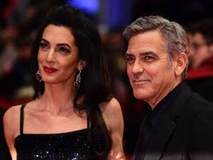 On Friday night, Clooney co-chaired an event in San Francisco to raise money for the Hilary Victory Fund. (AFP/File)
