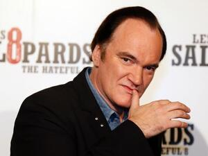 Tarantino, 53, has said since late 2014 that he'll quit when he's made 10 films. (AFP)