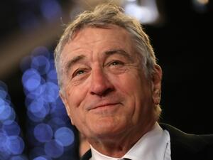 De Niro is known for his deep affinity for the twin-island nation and a special connection shared with the country and its people. (AFP/Valery Hache)