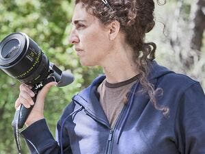 Annemarie Jacir was named one of Filmmaker magazine's 25 New Faces of Independent Cinema. (Barakabits.com)