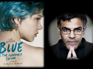 """Blue is the Warmest Colour"" by a French-Tunisian director turns heads"