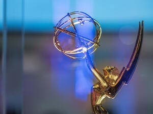 The Emmy, or How Not to Throw a Basketball. (logoboom / Shutterstock.com)
