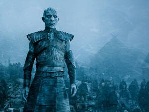 The Night King awaits. (HBO)