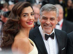 George and Amal Clooney. (Maginfoto / Shutterstock.com)