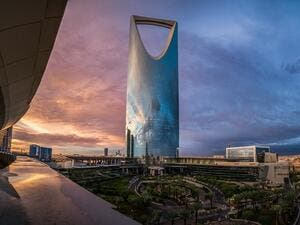 Business conditions in Saudi Arabia marginally improved in February compared to the previous month's historic low, according to a survey of the country's non-oil private sector.