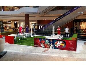 The Football Zone will welcome FIFA enthusiasts all week long, from 4:00 pm to 8:00 pm during weekdays, and will stretch until 10:00 pm during the weekends.