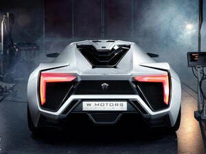The Lykan Hypersport will only be available to seven people in the world. (Image credit: ritholtz.com)
