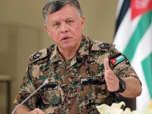 Jordan's King Abdullah II and many Arab and foreigner leaders attended conclusion of Joint Gulf Shield 1 drills involving troops from 24 countries. (AFP/ File Photo)