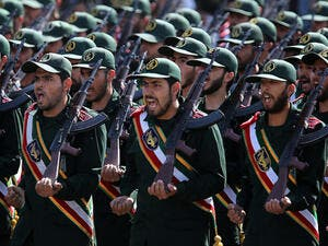 The IRGC (AFP/File Photo)