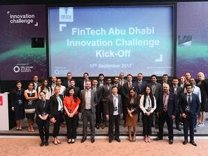 Leaders from the world of FinTech are gathering in Abu Dhabi for a two-day event.