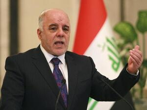 Prime Minister Haider al-Abadi said The Daesh terror group's ideology is still a threat in Iraq. (AFP/ File Photo)
