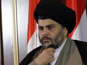 Iraqi cleric Muqtada al-Sadr (AFP/File Photo)