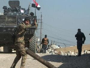 Iraqi forces kill 3 ISIS militants. (AFP/File Photo)