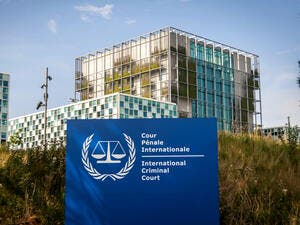 The International Criminal Court (ICC) in Hague, Netherlands. (Shutterstock/ File)