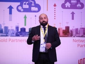 Fadi Shanaah, Business Development Director for Smart Cities in MEA at Orange Business Services