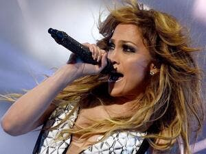 Jennifer Lopez will perform a gig at the Autism Rocks Arena on November 17. (Fadel Senna /AFP)