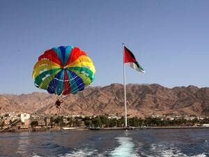 Jordan has exempted passengers leaving from Aqaba airport from paying the $60 departure tax. (Pinterest)
