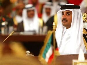 Qatari Emir Sheikh Tamim bin Hamad al-Thani (AFP/File Photo)